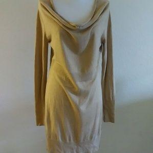Liz Lange maternity sweater dress Large